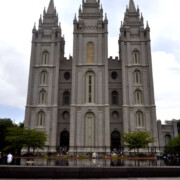 Salt Lake Temple - Salt Lake City