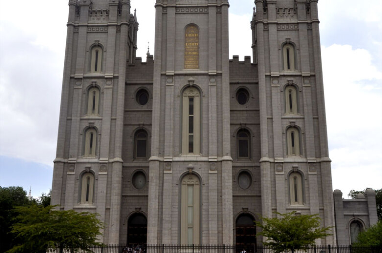 Salt Lake Temple - Salt Lake City