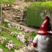 Umpherston Sinkhole Gardens in Mount Gambier