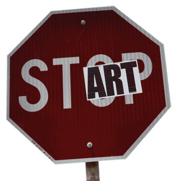 Slider Start Stop