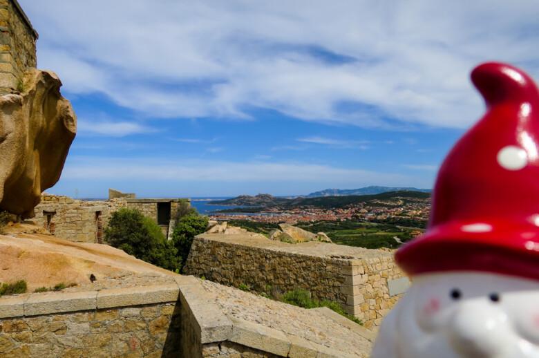 Mount Altura Fort - Sardinia, Italy