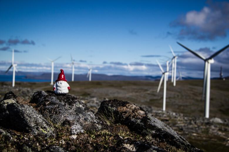 Havoygavlen Wind Farm, Norway