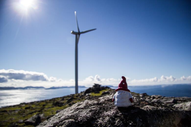 Havøygavlen Wind Farm, Norway