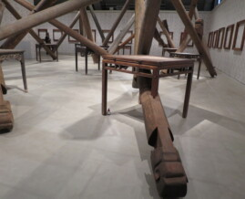 Through - Ai Weiwei