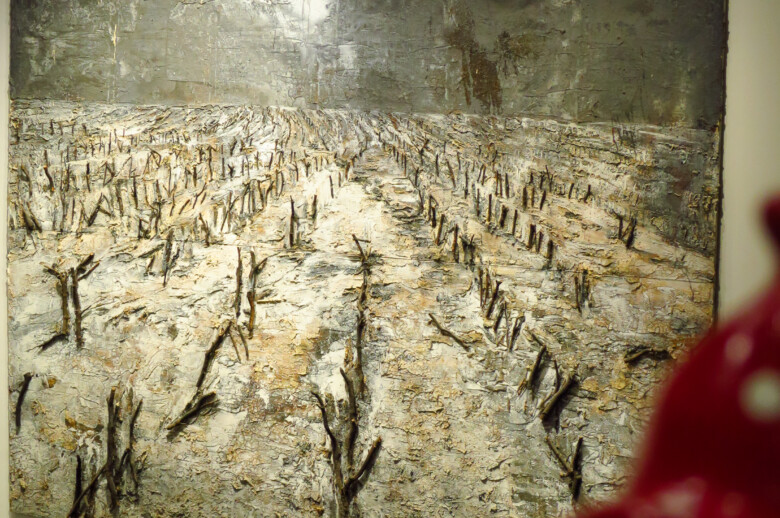 Jacob's Heavenly Blood - Anselm Kiefer